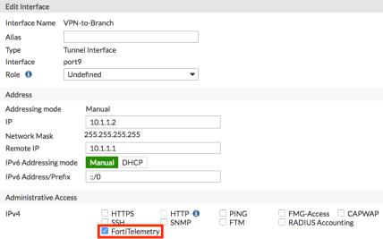 New Fortinet Security Fabric features