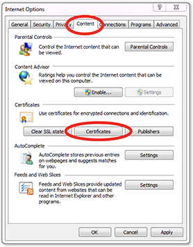 How to apply PKI client authentication (personal certificates)